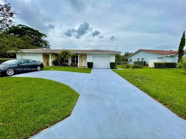 2504 NW 82nd Ter, Coral Springs, FL 33065 (MLS #A11059996) :: Re/Max PowerPro Realty