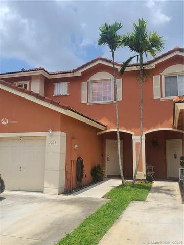 1006 NW 100th Ave, Pembroke Pines, FL 33024 (MLS #A11060206) :: THE BANNON GROUP at RE/MAX CONSULTANTS REALTY I