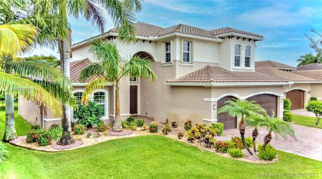8131 Viadana Bay Ave, Boynton Beach, FL 33473 (MLS #A11060503) :: Equity Advisor Team
