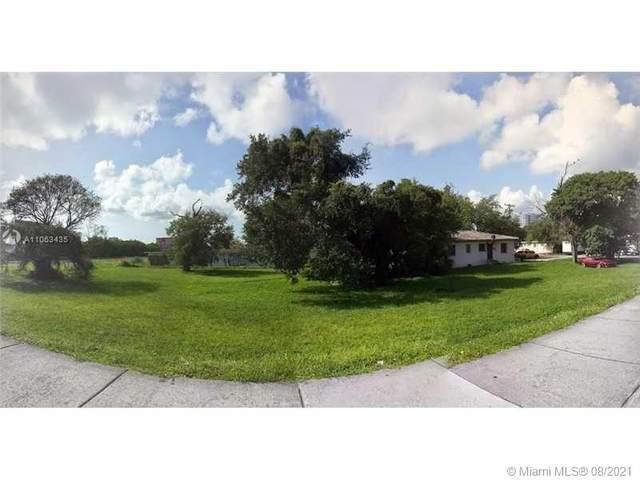 8191-8105 NE 3rd Pl, Miami, FL 33138 (MLS #A11063435) :: Douglas Elliman