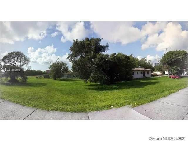 8191-8105 NE 3rd Pl, Miami, FL 33138 (MLS #A11063670) :: Douglas Elliman