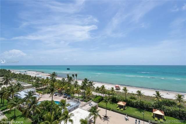 2625 Collins Ave #1005, Miami Beach, FL 33140 (#A11064027) :: Dalton Wade