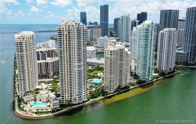 848 Brickell Key Dr #1404, Miami, FL 33131 (MLS #A11064782) :: GK Realty Group LLC