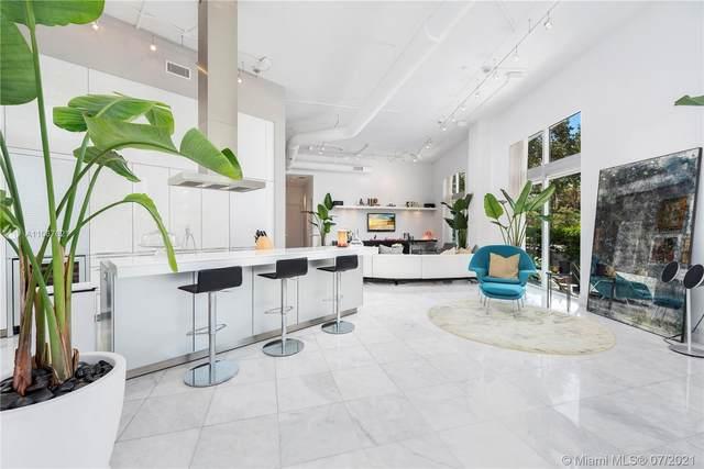 2001 Meridian Ave #101, Miami Beach, FL 33139 (MLS #A11067621) :: Green Realty Properties