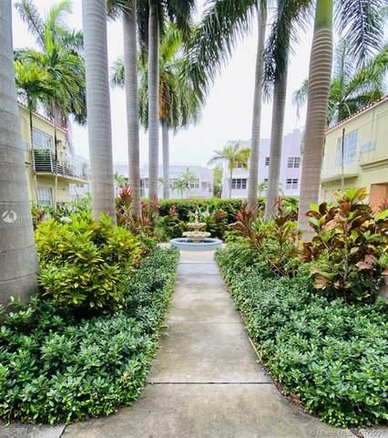 439 15th St #11, Miami Beach, FL 33139 (#A11068134) :: Dalton Wade