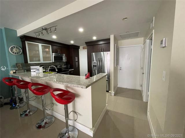3725 S Ocean Dr #907, Hollywood, FL 33019 (MLS #A11068466) :: Green Realty Properties