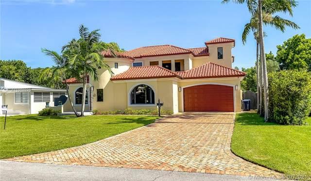 650 Raven Ave, Miami Springs, FL 33166 (MLS #A11068926) :: Equity Advisor Team