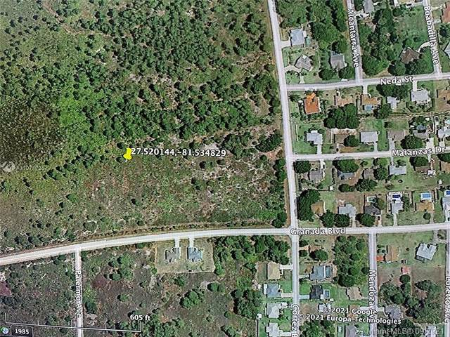 4237 Obispo Ave, Sebring, FL 33872 (#A11071735) :: Dalton Wade
