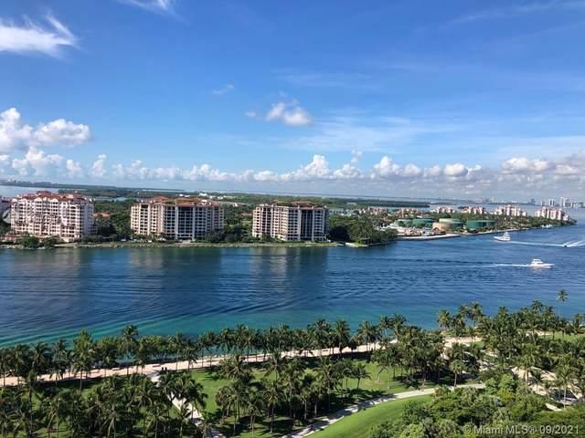 400 S Pointe Dr #2105, Miami Beach, FL 33139 (MLS #A11071917) :: GK Realty Group LLC