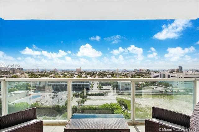 650 West Ave #1408, Miami Beach, FL 33139 (MLS #A11072955) :: Berkshire Hathaway HomeServices EWM Realty