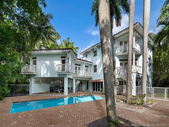 3545 Anchorage Way, Miami, FL 33133 (MLS #A11073379) :: Jo-Ann Forster Team