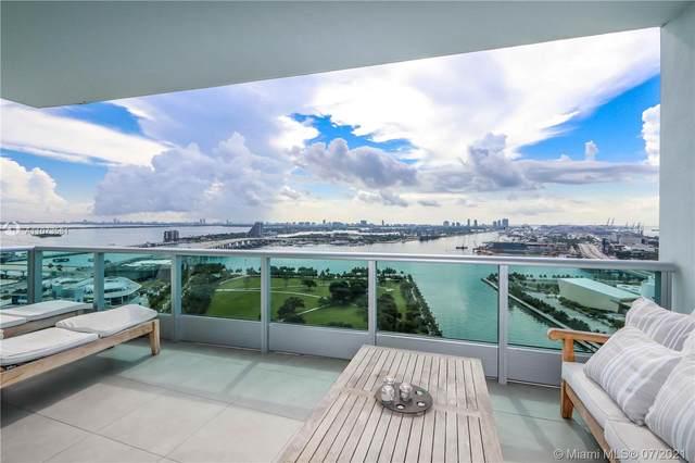 900 Biscayne Blvd #2707, Miami, FL 33132 (MLS #A11073581) :: GK Realty Group LLC