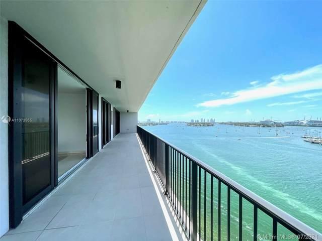 1000 Venetian Way #1004, Miami, FL 33139 (MLS #A11073965) :: The Howland Group