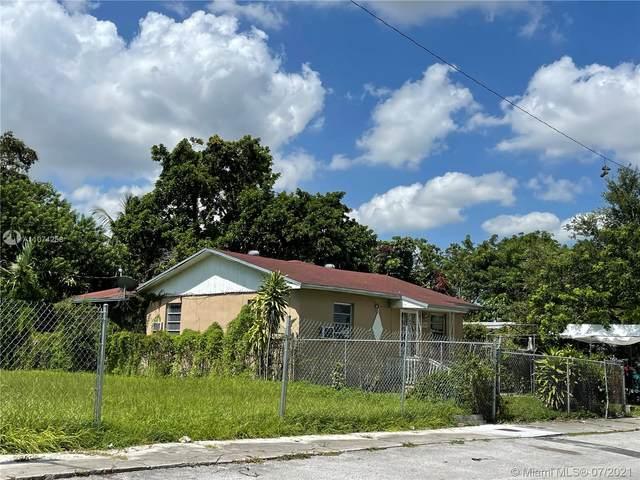 1610 NW 55th Ter, Miami, FL 33142 (MLS #A11074258) :: Douglas Elliman