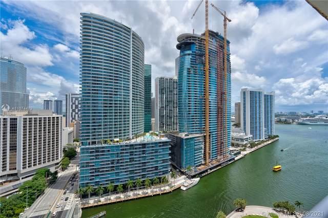 485 Brickell Ave #2603, Miami, FL 33131 (MLS #A11074479) :: The MPH Team