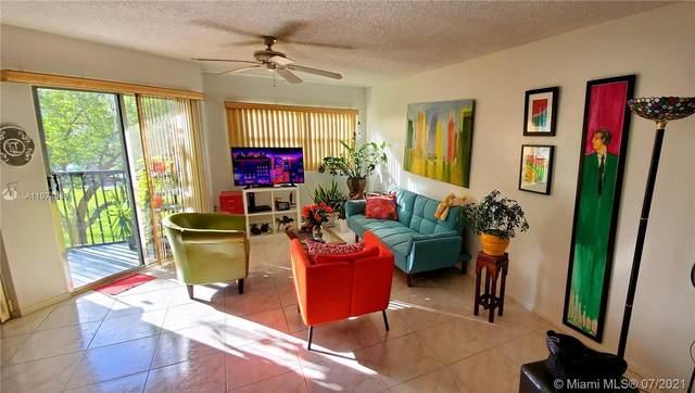 700 SW 137th Ave 212H, Pembroke Pines, FL 33027 (#A11074689) :: Dalton Wade