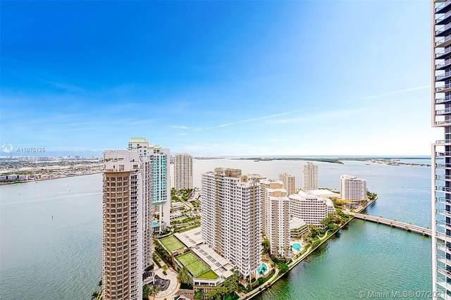 475 Brickell Ave #3907, Miami, FL 33131 (MLS #A11075125) :: Rivas Vargas Group