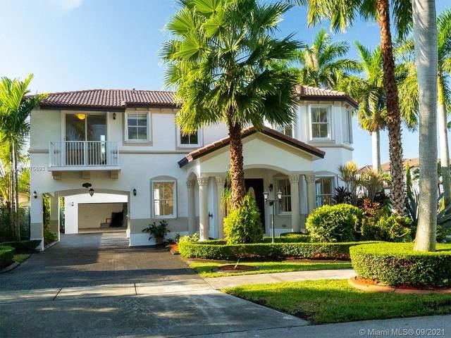 14990 SW 10th St, Miami, FL 33194 (MLS #A11075693) :: Douglas Elliman