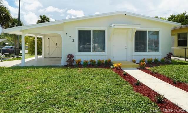 422 Phippen Waiters Rd, Dania Beach, FL 33004 (MLS #A11076278) :: The Rose Harris Group