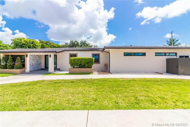 6386 SW 15th St, West Miami, FL 33144 (#A11077507) :: Posh Properties