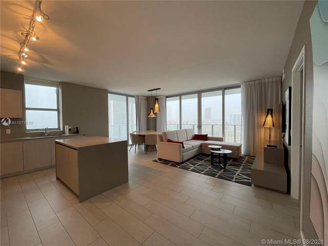 4010 S Ocean Dr R2009, Hollywood, FL 33019 (MLS #A11077630) :: Green Realty Properties