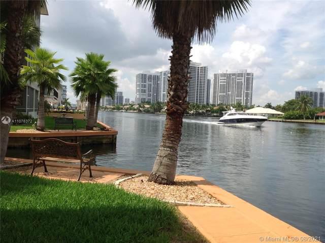 2097 S Ocean Dr #405, Hallandale Beach, FL 33009 (#A11078372) :: Posh Properties