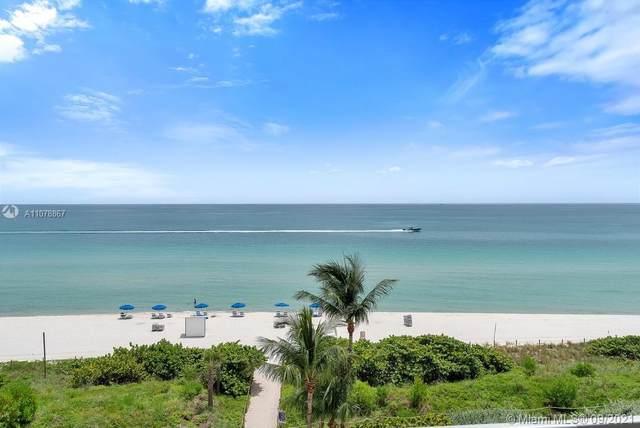 5555 Collins Ave 7G, Miami Beach, FL 33140 (MLS #A11078867) :: Castelli Real Estate Services