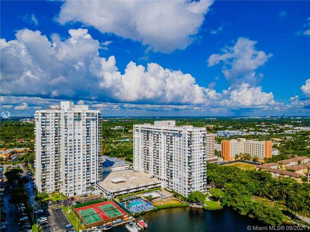2780 NE 183rd St #101, Aventura, FL 33160 (MLS #A11081512) :: GK Realty Group LLC