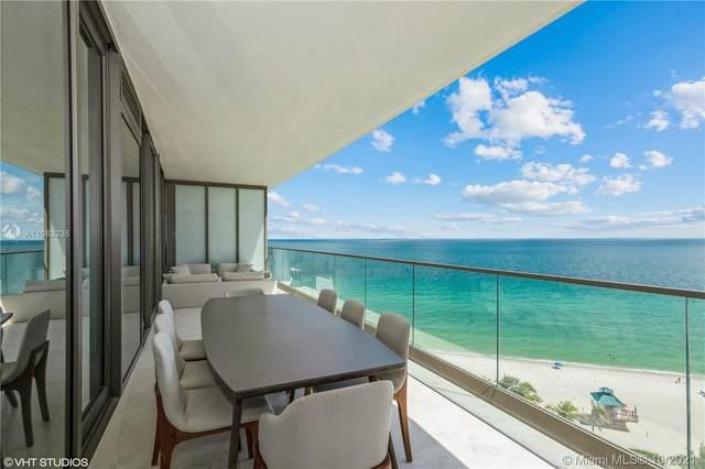 18975 Collins Ave #903, Sunny Isles Beach, FL 33160 (MLS #A11083235) :: Berkshire Hathaway HomeServices EWM Realty