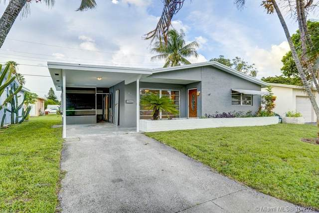 6805 NW 27th Court, Sunrise, FL 33313 (MLS #A11085598) :: The Teri Arbogast Team at Keller Williams Partners SW