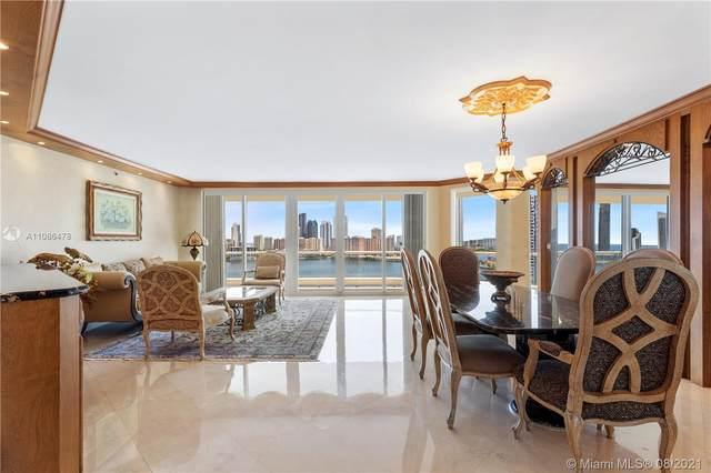 7000 Island Blvd #1901, Aventura, FL 33160 (MLS #A11086478) :: GK Realty Group LLC