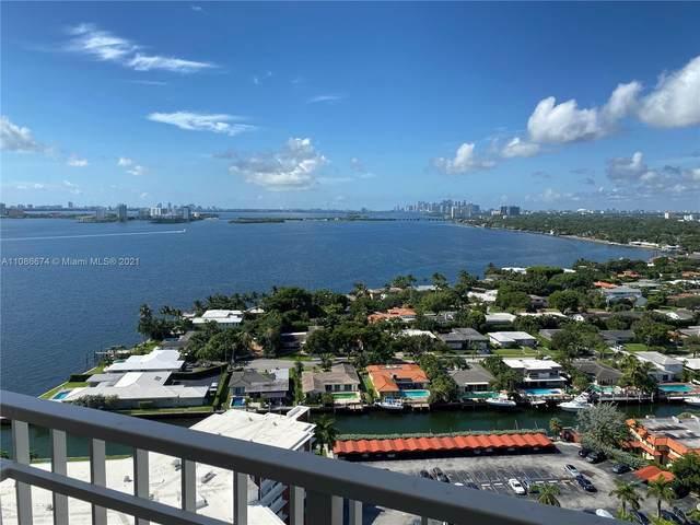 4000 Towerside Ter #2310, Miami, FL 33138 (MLS #A11086674) :: Berkshire Hathaway HomeServices EWM Realty