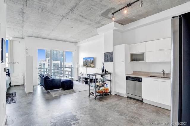 133 NE 2nd Ave #3109, Miami, FL 33132 (MLS #A11087079) :: The Rose Harris Group