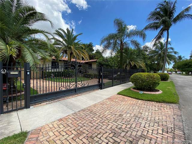 8311 SW 31st St, Miami, FL 33155 (MLS #A11087081) :: Douglas Elliman