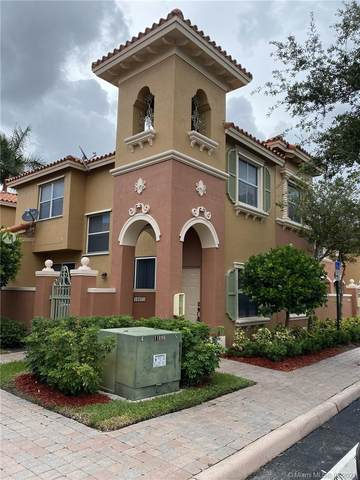 10671 SW 7th St #1801, Pembroke Pines, FL 33025 (MLS #A11088501) :: Onepath Realty - The Luis Andrew Group