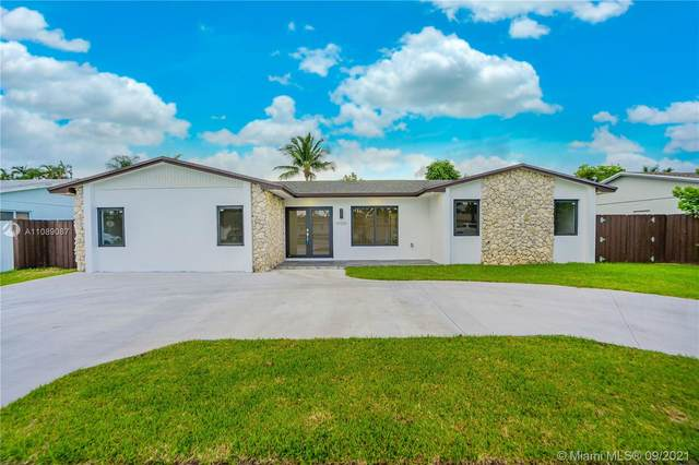 19981 SW 83rd Ave, Cutler Bay, FL 33189 (MLS #A11089087) :: KBiscayne Realty