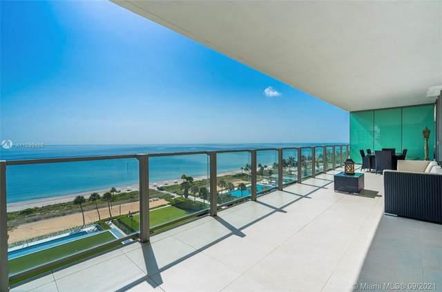 350 Ocean Dr 802N, Key Biscayne, FL 33149 (MLS #A11089466) :: Berkshire Hathaway HomeServices EWM Realty