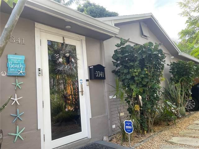 3341 NE 11th Ave, Oakland Park, FL 33334 (MLS #A11089649) :: Jo-Ann Forster Team