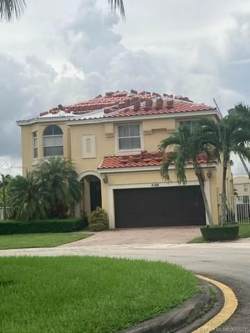 5188 SW 157th Ave, Miramar, FL 33027 (MLS #A11090710) :: Re/Max PowerPro Realty