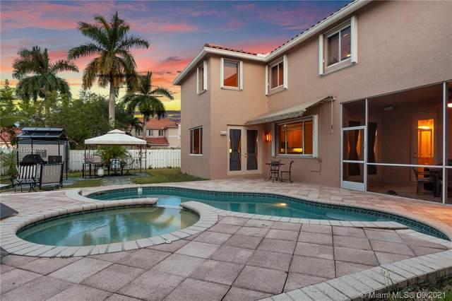 14501 SW 39th St, Miramar, FL 33027 (MLS #A11092085) :: Douglas Elliman