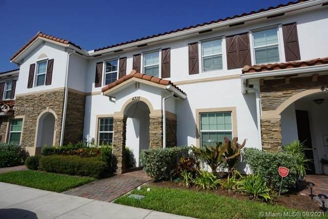 4315 Maybelle Ln #4315, West Palm Beach, FL 33417 (MLS #A11093532) :: GK Realty Group LLC