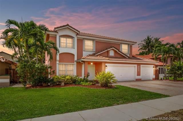 15458 SW 146th St, Miami, FL 33196 (MLS #A11093544) :: All Florida Home Team