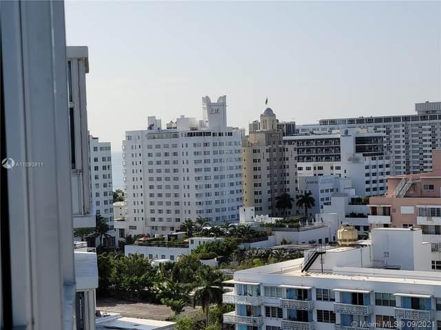 1881 Washington Ave 16H, Miami Beach, FL 33139 (MLS #A11093811) :: The Riley Smith Group