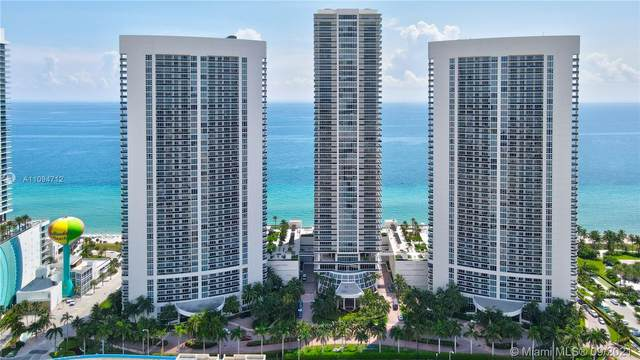 1830 S Ocean Dr #2312, Hallandale Beach, FL 33009 (MLS #A11094712) :: Green Realty Properties