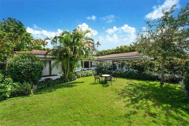 296 Santander Ave, Coral Gables, FL 33134 (MLS #A11095551) :: Green Realty Properties