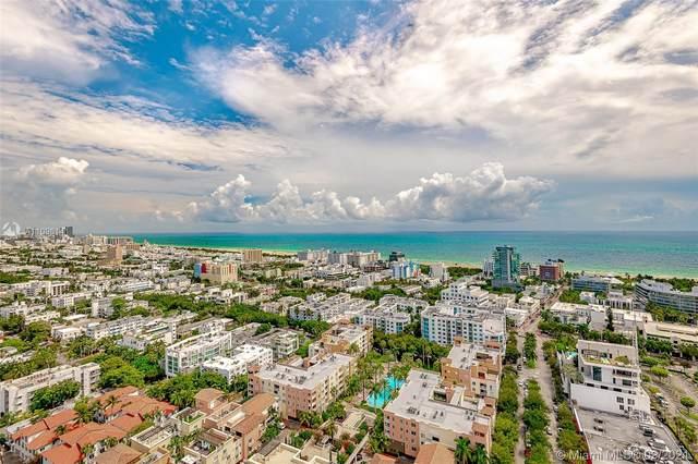 90 Alton Rd Ph3205, Miami Beach, FL 33139 (MLS #A11096141) :: The Rose Harris Group
