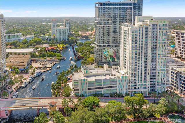 333 Las Olas Way #3006, Fort Lauderdale, FL 33301 (MLS #A11097150) :: Castelli Real Estate Services