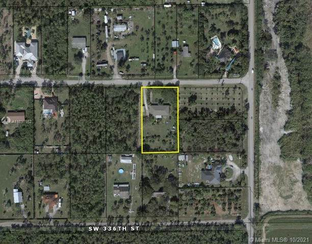 19250 SW 334th St, Homestead, FL 33034 (MLS #A11097162) :: Re/Max PowerPro Realty