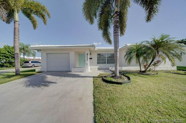 8111 NW 58th Court #8111, Tamarac, FL 33321 (MLS #A11097395) :: The Pearl Realty Group