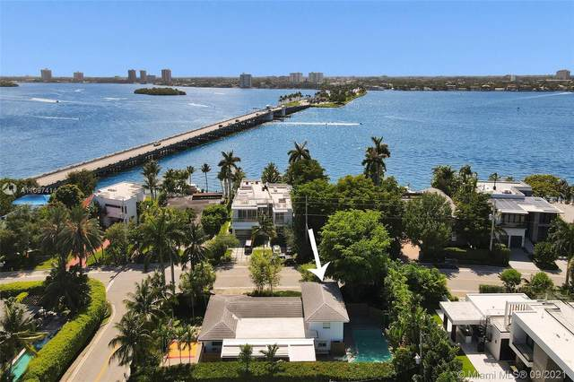 9701 W Broadview Dr, Bay Harbor Islands, FL 33154 (MLS #A11097414) :: KBiscayne Realty